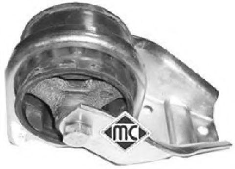 Опора двигуна перед. Smart City, Cabrio 0.6-0.8 2001-2004 METALCAUCHO 05472