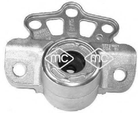 Опора амортизатора зад. Fiat Grande Punto/Opel Corsa D 1.0-1.9D 10.05-  METALCAUCHO 05604