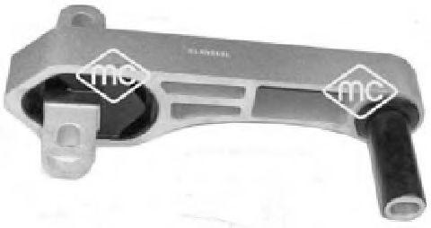 Подушка двигуна задня (55квт) Fiat Qubo 1.3 D Multijet, 08- Peugeot Bipper 08- METALCAUCHO 05675