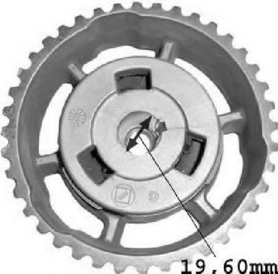 Насос высокого давления Шестерня ТНВД (05750) Metalcaucho METALCAUCHO арт. 05750