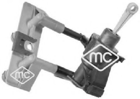 Главный цилиндр сцепления Connect 02- METALCAUCHO 05930