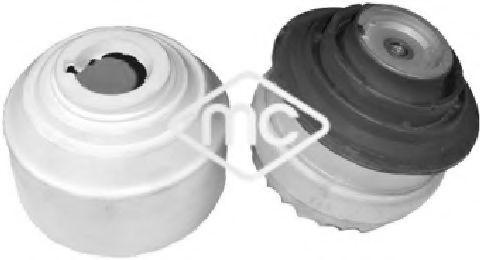Опора двигуна перд. права MB E (S211), E (W211), SL (R230) 1.8/2.6/3.2/3.7 03.02-01.12 METALCAUCHO 05985