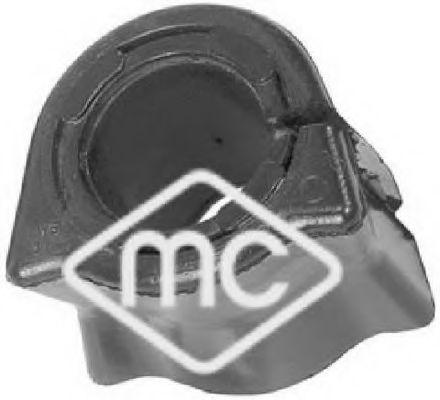 Втулка стабилизатора переднего (06019) Metalcaucho  арт. 06019