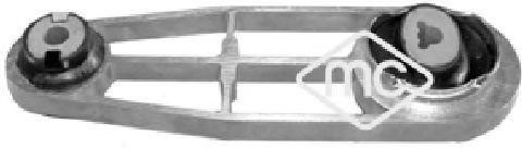 Подушка двигуна задня Renault Megane II, Scenic II 1,4 16V-1,6 16V 07- METALCAUCHO 06027