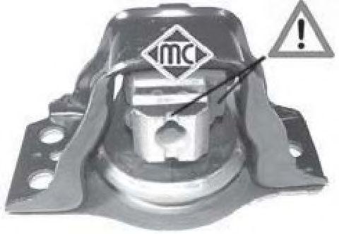 Подушка двигателя Kangoo 1.5dCi 08- (верхняя) METALCAUCHO 06062