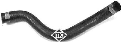 Трубопроводы системы отопления Патрубок радиатора (08501) Metalcaucho METALCAUCHO арт. 08501