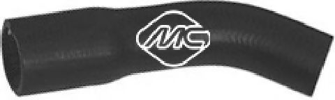Трубопроводы системы отопления Патрубок радиатора (08575) Metalcaucho METALCAUCHO арт. 08575