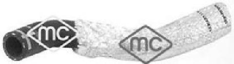 Масляный радиатор Патрубок масл. радиатора Berlingo/Jumpy/Expert 1.6 HDi 07- METALCAUCHO арт. 09534