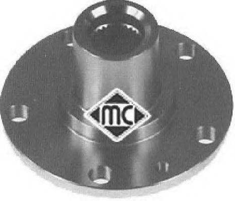 Ступица колеса Ducato/Jumper/Boxer 94-02 (передняя/1.0/1.4t)  арт. 90039