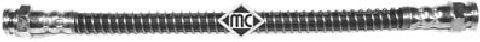 Шланг тормозной задн (96031) Metalcaucho  арт. 96031