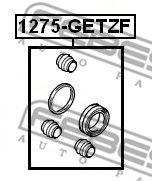 Ремкомплект супорта (ущільнювачі 4016995790)  арт. 1275GETZF