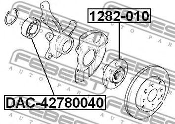 Маточина колеса  арт. 1282010