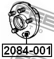 ШПИЛЬКА КОЛЁСНАЯ MAZDA DEMIO DY3/DY5 2002-2007  арт. 2084001