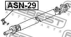 Хрестовина  арт. ASN29