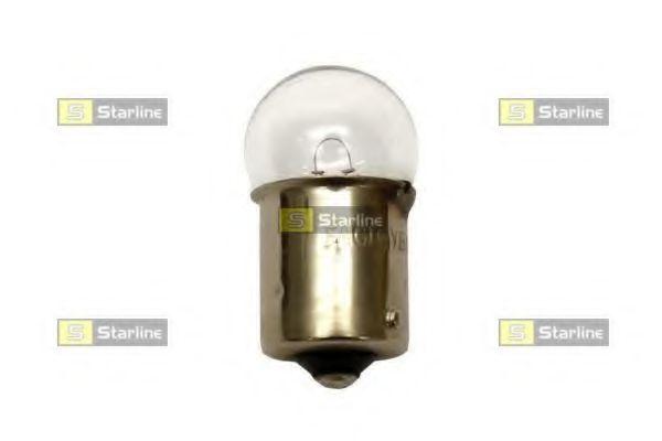 Автомобильная лампа: 12 [В] R5W/12V цоколь BA15s  арт. 9999973