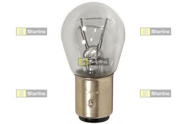 Автомобильная лампа: 12 [В] P21/4W12V цоколь BAZ15d  арт. 9999977