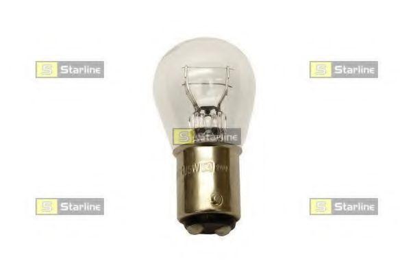 Автомобильная лампа: 12 [В] P21/5W 12V цоколь BAY15d - двухконтактная  арт. 9999983