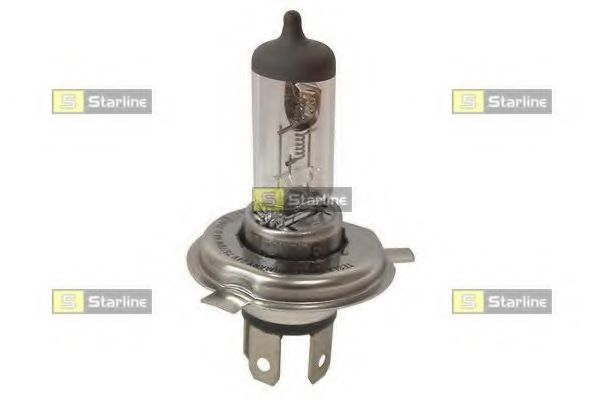 Автомобильная лампа: 12 [В] H4 60/55W/12V цоколь P43t  арт. 9999992