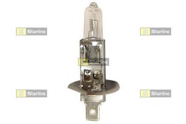 Автомобильная лампа: 12 [В] H1 55W/12V P14.5s  арт. 9999993