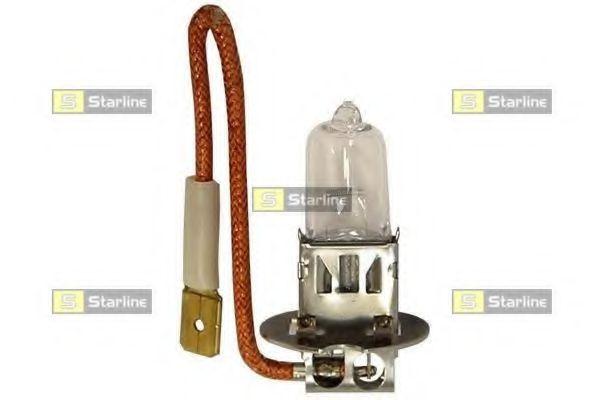 Автомобильная лампа: 12 [В] H3 55W/12V цоколь PK22s  арт. 9999994