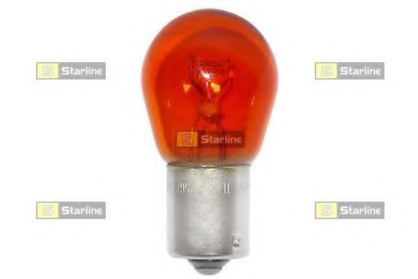 Автомобильная лампа: 12 [В] PY21W 12V цоколь BAU15s - оранжевая  арт. 9999996