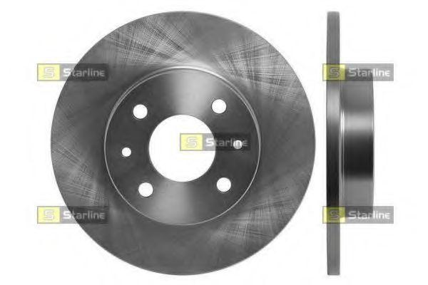 Диск тормозной  арт. PB1033