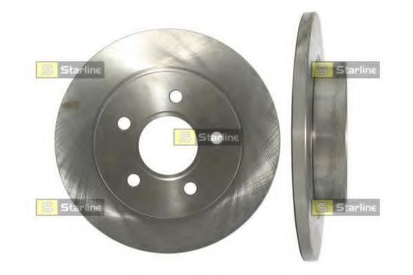 Диск тормозной  арт. PB1615