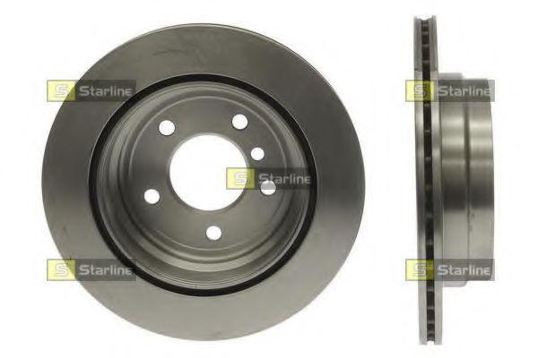 Диск тормозной  арт. PB20357