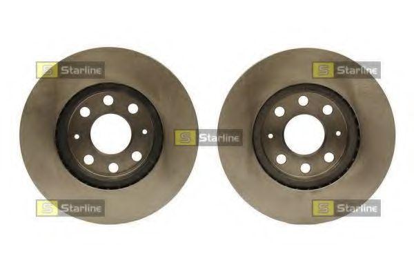 Тормозной диск ROADHOUSE арт. PB20425