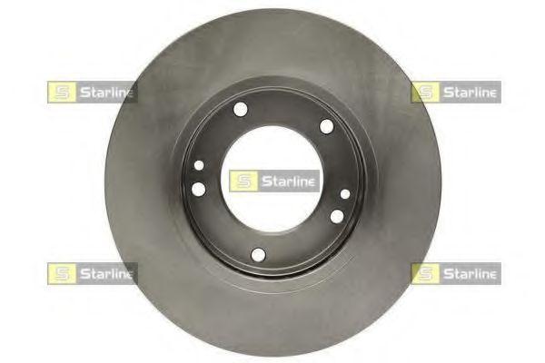 Диск тормозной STARLINE PB20428