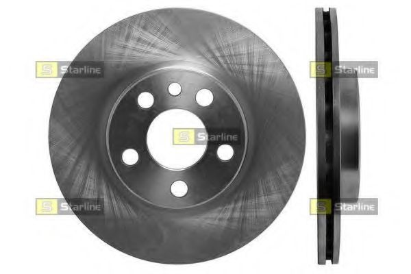 Диск тормозной  арт. PB2532