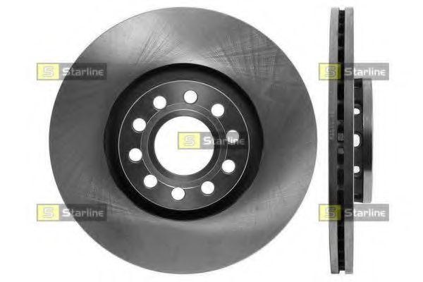 Диск тормозной STARLINE PB2919