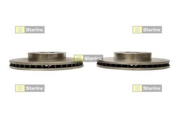 Диск тормозной STARLINE PB2956