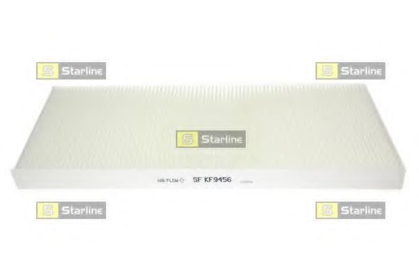 Фильтр салона FIAT SCUDO, ULYSSE; LANCIA PHEDRA; PEUGEOT 807, EXPERT 1.6-3.0 10.95- STARLINE SFKF9456