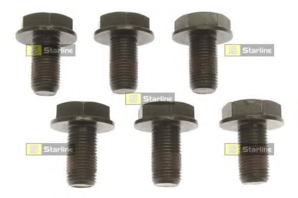 Комплект сцепления STARLINE SL4DS1052