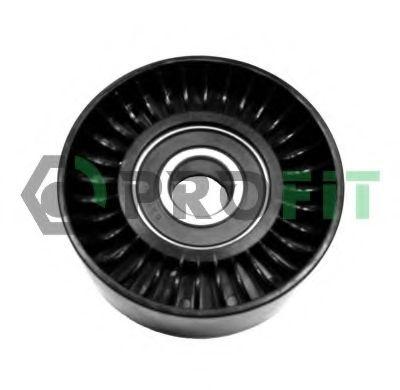 Ролик ремня генератора Натяжной ролик, поликлиновой  ремень PROFIT арт. 10144011