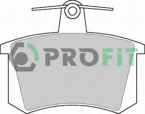 Колодки гальмівні дискові  арт. 50000222