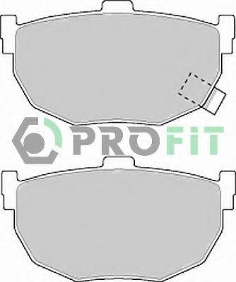 Колодки гальмівні дискові  арт. 50000638