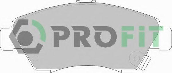 Колодки гальмівні дискові  арт. 50000776