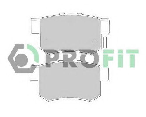 Колодки гальмівні дискові  арт. 50000956