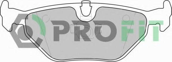Колодки гальмівні дискові  арт. 50001301