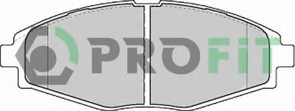Колодки гальмівні дискові  арт. 50001337