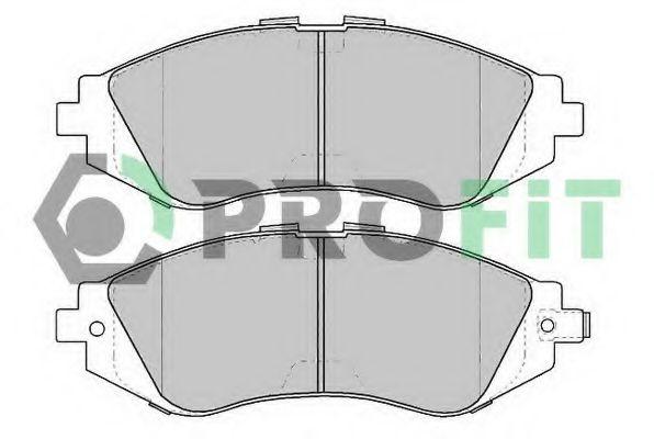 Колодки гальмівні дискові  арт. 50001369