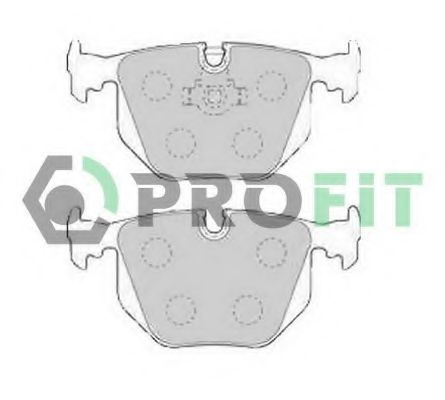 Колодки гальмівні дискові  арт. 50001483