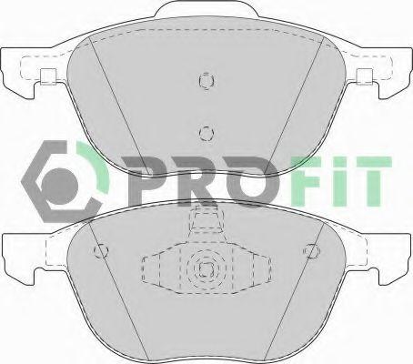 Колодки гальмівні дискові  арт. 50001594