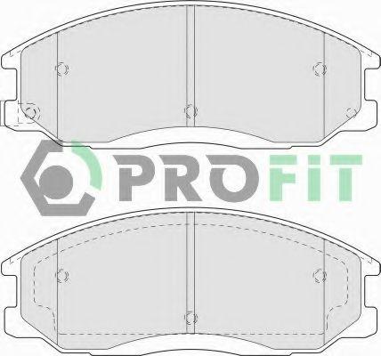 Колодки гальмівні дискові  арт. 50001605