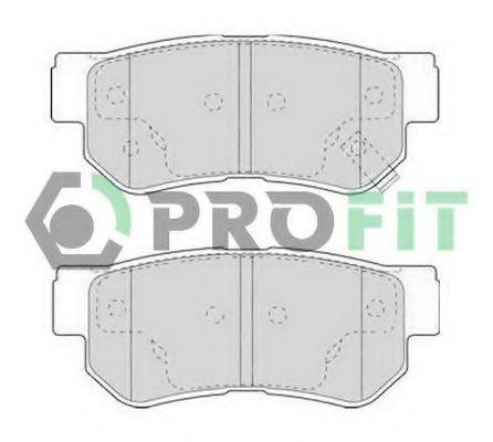 Колодки гальмівні дискові  арт. 50001606