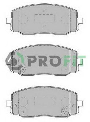 Колодки гальмівні дискові  арт. 50001783
