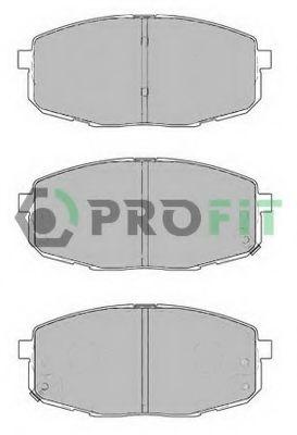 Колодки гальмівні дискові  арт. 50001869