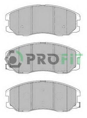Колодки гальмівні дискові  арт. 50001934